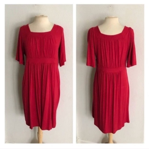 GAP Dresses & Skirts - GAP red dress